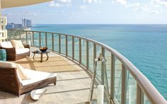 No. 24 St. Regis Bal Harbour Resort & Residences Miami, Florida - Best Resorts in the Continental U.S. | Travel + Leisure