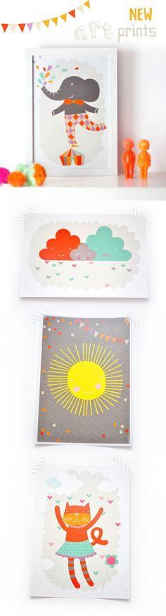 super cute paper cut outs