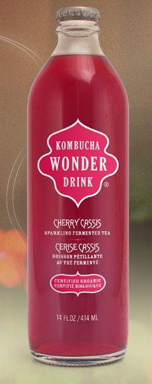 Kombucha - helps with weightloss, per Doctor Oz