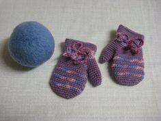 Baby Gloves Girl Gloves crochet gloves Winter by BoryanacrochetBG