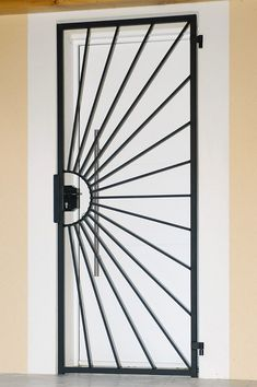 Grill Gate Design, Iron Gate Design, Window Grill Design, House Gate Design, Fence Design, Modern Window Grill, Tv Unit Decor, Balcony Railing Design, Modern Front Door