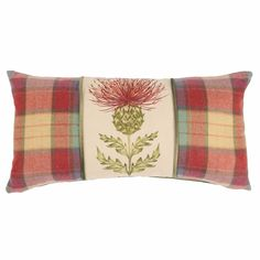 Voyage Maison Harris Pillow Rust Cushion