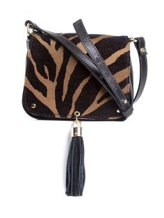 Xaa Bolsa com estampa animal print