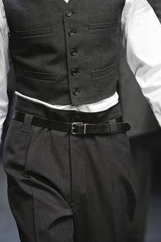 Fall 2013 Menswear Dolce & Gabbana