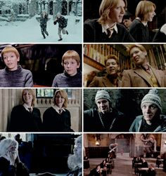 fred & george - harry potter