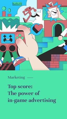 Swing Vote, Industry Look, Most Popular Games, Serious Business, Digital Strategy, Scores, Animal Crossing, Creative Art, Social Media Marketing