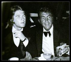 Dean-Paul and Dean Martin,1970