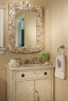 Modern Bathroom Design And Decorating Ideas That Include Seashells Seas Shell Images Feel Natural Pleasant Reminding Of Gorgeous Beaches