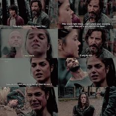 "The 100 4×06 "" We will rise """