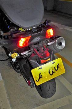 Yamaha Scooter, T Max, Dan