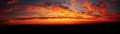 """This must be what they mean when they say """"fire in the sky all my castles are burning"""", although this is much more pleasant!!  Los Angeles basin sunset set...by Denise Dube  #californiaphotography #sunsetphotography #denisedube"""
