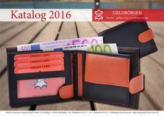 Katalog Online Version.   Wholesaler Catalogue for 2016. Leather Goods.