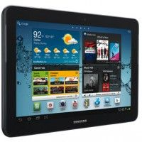 just a dual-core tablet Samsung Galaxy tab 2.0