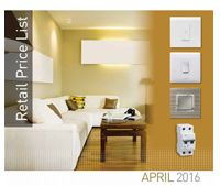Retail Price List April 2015