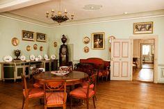 Speisezimmer im Schloss Tiefurt