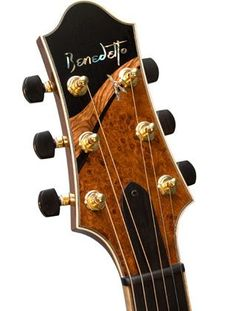 Benedetto Headstock