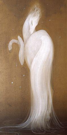 Takahiro Sanda - reminds me of scenes from  The Last Unicorn