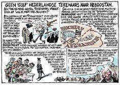De cartoons van Jos Collignon | Fotoalbums | de Volkskrant