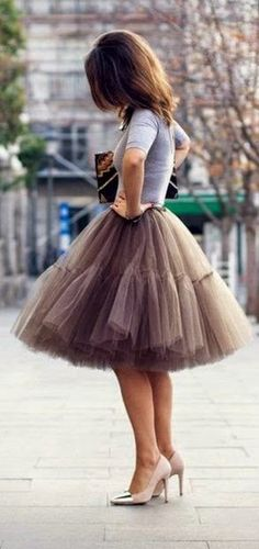 tulle skirt http://rstyle.me/n/iprqrr9te