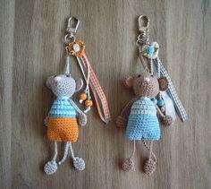 Bizzy Bee Klaske: Kleine Haaksels....Kleine Cadeautjes!