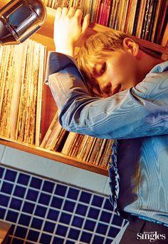 Taemin (SHINee) - Singles Magazine September Issue... - Korean photoshoots
