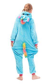 fleece onesies, warm pajamas, blue sleepwear #pajama #onesie #Kigurumipajama