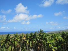 Looking South East Toward Tanke Beach by dfb, via Flickr