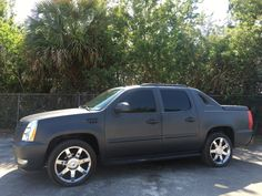Used 2007 Cadillac Escalade EXT Sport Utility Truck for Sale in Orlando FL 32807 Tropical Auto Outlet