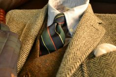 There's one in the regular Fashion Forum and there's one in the Temporary SF Forum. Mens Dress Hats, Men Dress, Well Dressed Men Over 50, Classic Outfits, Classic Style, Tweed Groom, Mens Tweed Suit, Tweed Run, Ivy League Style