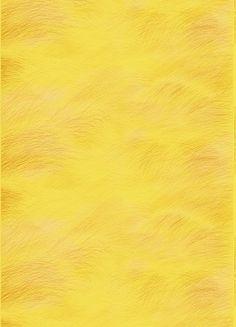 yellow fabric ---