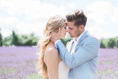 Image by Amy Fanton Photography - Mayfield Lavender Beyond Vintage Styling Amy Fanton Photography Claire La Faye Bridal