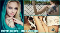 Hummingbird is a small cute bird with affinity for flowers and sweet life. Hummingbird Tattoo Designs is a hot topic for US girls. Tiny Hummingbird tattoo on neck andback looks awesome and get more attention then any other part of body. Well some of the following images of hummingbird tattoos might be interesting for you. Because they are latest designs ideas for women. They may also be for men depending upon style. Humming bird tattoo drawing could be done with watercolor, ink, or any…