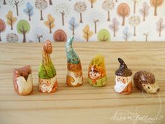 new guys for autumn! by merwing✿little dear, via Flickr