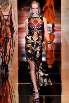 Gucci Spring 2014 | See more fashion at styleisviral.com