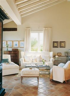 Inspiring Interiors: Spacious Home in Spain