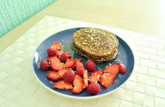 The Best Protein Pancakes: Gluten Free, Refined Sugar-Free - Train Hard Live Clean Clean Eating Recipes, Healthy Eating, Best Protein, Protein Pancakes, Food Categories, Tempeh, Train Hard, Healthy Choices, Sugar Free