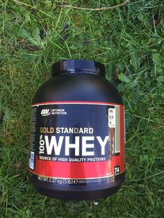 Optimum Nutrition Gold Standard 100% Whey High Protein 5lb