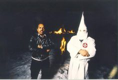 The Audacity of Talking About Race With the Ku Klux Klan - The Atlantic