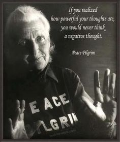 If you realized how powerful your thoughts are, you would never think a negative thought. https://www.facebook.com/pages/Hippie-Peace-Freaks/138763606183836