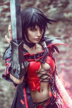 Velvet Crowe - Tales of Berseria Cosplay by KICKAcosplay.deviantart.com on @DeviantArt - More at https://pinterest.com/supergirlsart #cosplay #girl #cosplaygirl