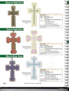 ITTY BITTY Crosses
