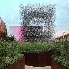uk pavilion expo 2015  June