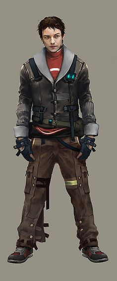 54 Ideas For Sci Fi Concept Art Outfits Posts Male Character, Character Portraits, Character Concept, Concept Art, Cyberpunk Fashion, Cyberpunk Art, Star Wars Characters, Fantasy Characters, Gangsters