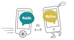 Whether to go for mobile web apps or native apps is still a question that haunts some companies, but as far as the consumer is concerned the issue is settled, because there is no issue.
