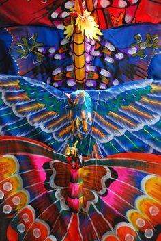 Bali Butterfly Kites