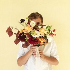 Florals: Marina Shentyapina