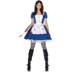 Disfraz chica Alice: Madness Returns.