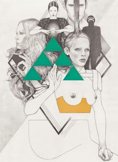 Gallery For > Contemporary Illustration Artists