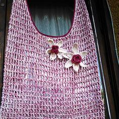 Síťová kabela přes rameno s párem orchidejí Bags, Handbags, Bag, Totes, Hand Bags