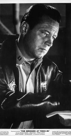 William Holden, actor